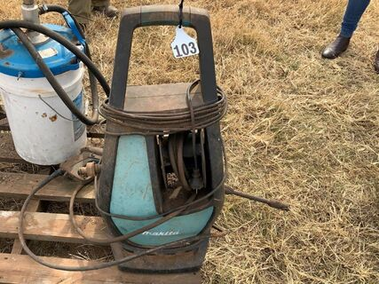 Makita pressure sprayer