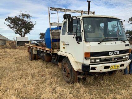 Isuzu FTR 800 Long Truck