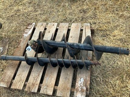 Digga Post hole digger augers