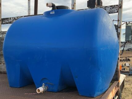 1,000 ltr poly water tank