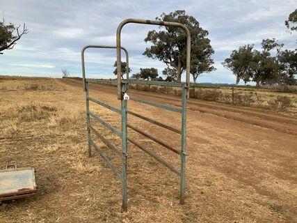 Cattle race (portable)
