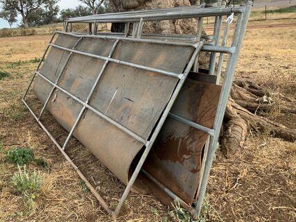 Horse yard panels (pipe)