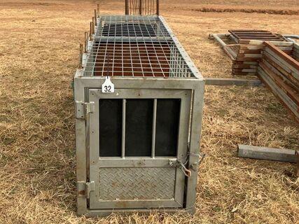 Ute dog box