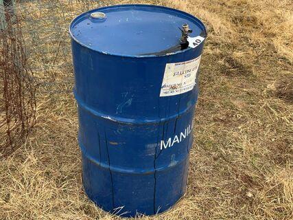 Molasses drum