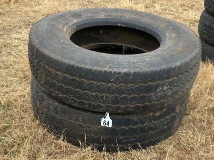 295/80 R22.5 truck tyres