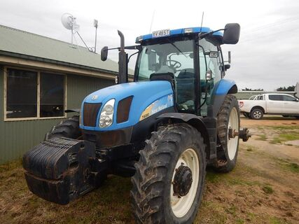 New Holland T6080 Tractor