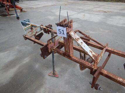 5 Row Plough