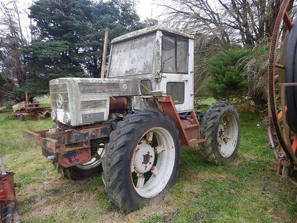 Merc. Benz Tractor