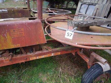 2 x Pope T30 Water Winch Irrigators