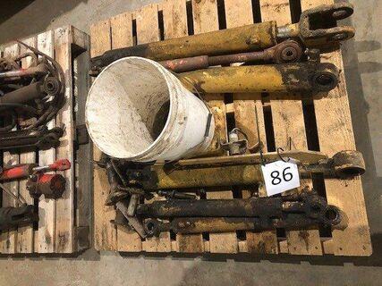 Hydraulic Rams