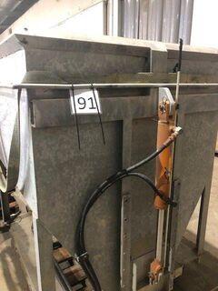 Hydraulic Fertilizer Bin
