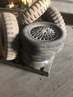Assorted Tyres