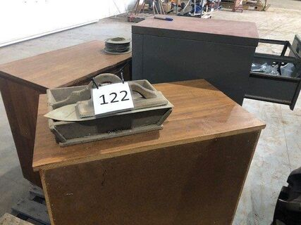 Old Wooden Tray