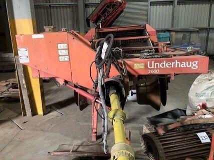 Underhaug 2600 Spud Digger