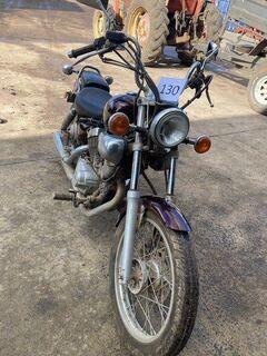 Yamaha Vairago 250 Motor Bike