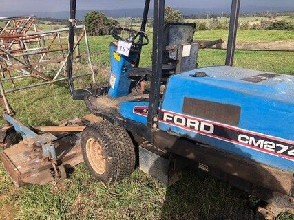 Ford Lawn Mower