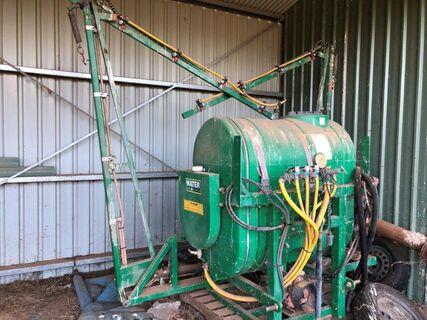 3PL Gold Acres Spray Unit