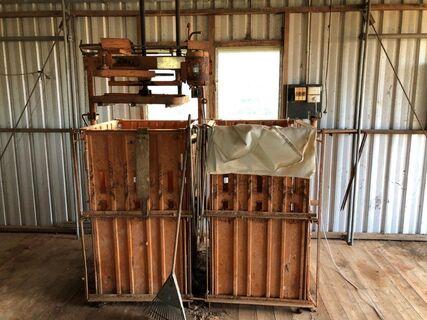 Sunbeam Twinbox Electric Woolpress
