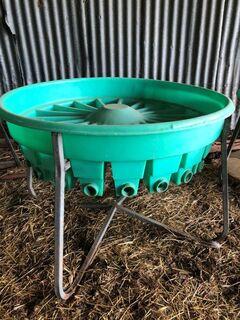 Round feeder 20 calf