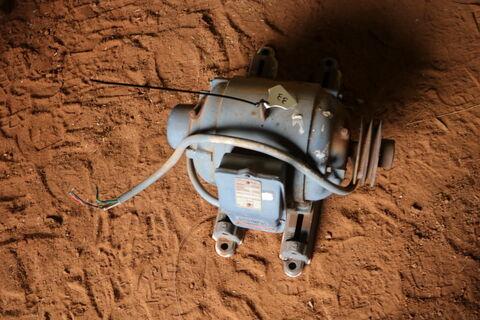 Shearing Plant Electric Motor