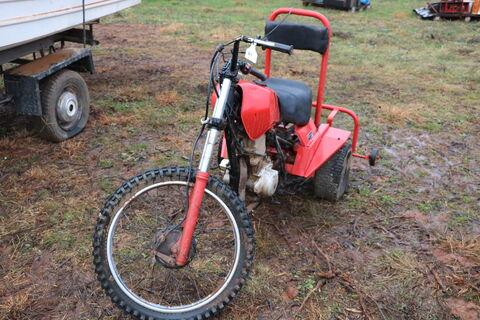 3 Axle Ag Bike