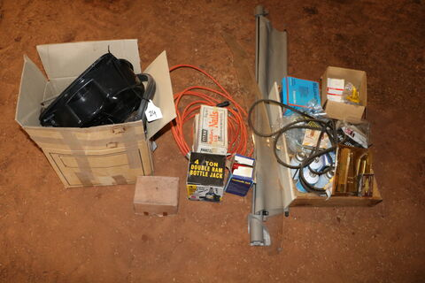 Assorted Workshop Items