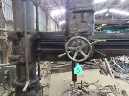 Heller radial drill