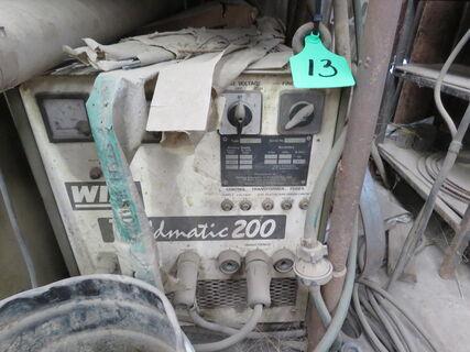W.A.I. MIG welder