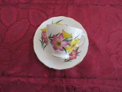 Royal Vale cup & saucer