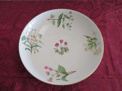 "Minton Large serving bowl - ""Meadow"" pattern"