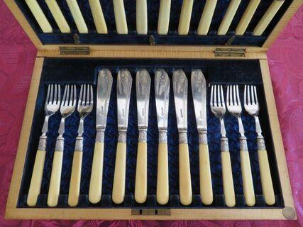 Stewart Dawson & Co London - Canteen cutlery