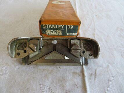 Stanley 79 plane in original box