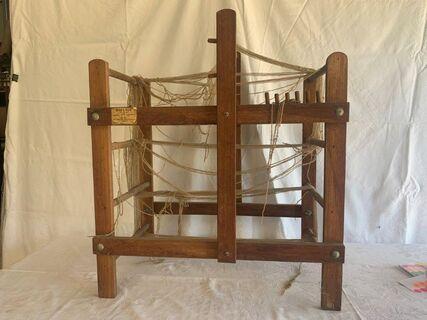 """Sheridan"" loom for weaving"