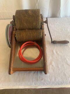 Wool Carding Drum