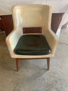 Vintage retro chair