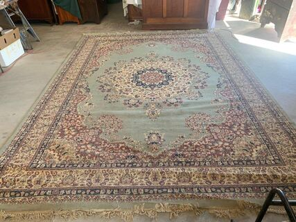 Large Turkish Rug
