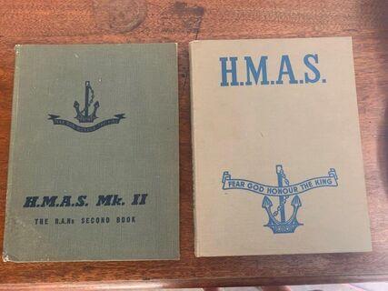 HMAS mk11 Australian navy x2