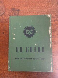 Volunteer defense books VGC x1