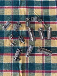 various sliding bolts