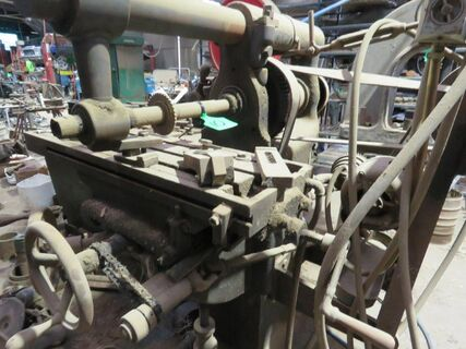Denbigh Milling Machine
