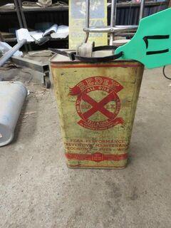 Fuel tin