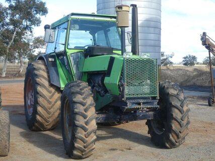 Detuz FAHR Tractor