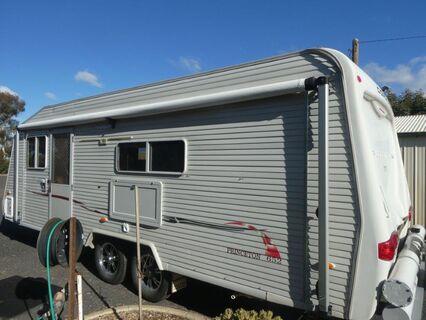 Coromal Princeton 652 Caravan
