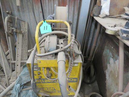 W.A.I. Weldmatic 180 welder