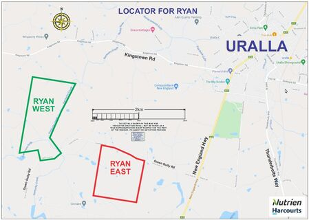 """""""RYAN WEST"""" Part 216 / DP 755816 Green Gully Road"""