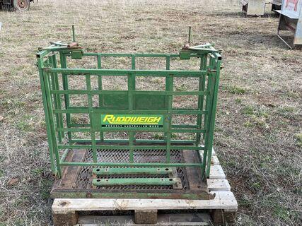 Ruddweigh Sheep Scales