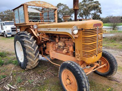 Chamberlain Type 40K Tractor