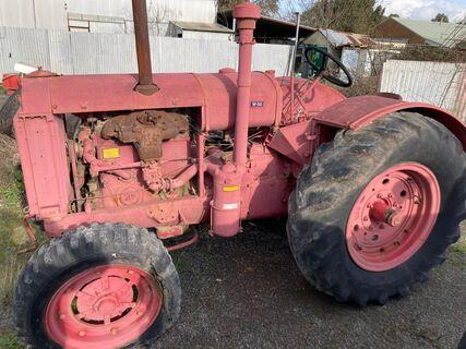 McCormick Deering W30 Tractor