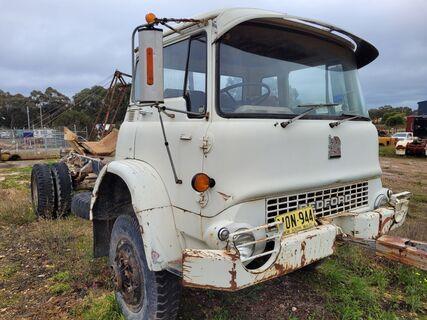 TK Bedford 4x4 Truck