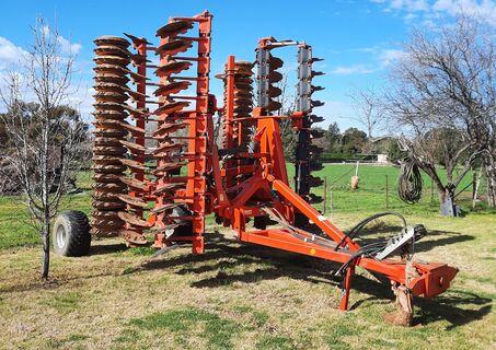 ILGI Maxima speed tiller 2012